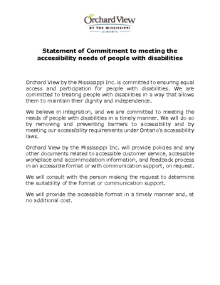 Statement of Commitment AODA – OVM (1)