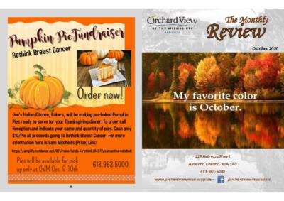 OVM Newsletter October 2020-web