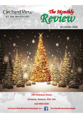 OVM Newsletter December 2020 -web